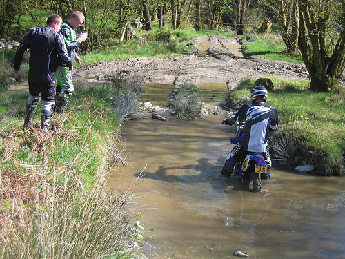 Trail Bike Touring