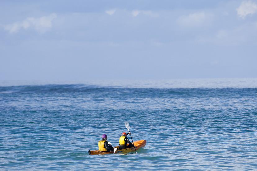 Canoeing & Kayaking