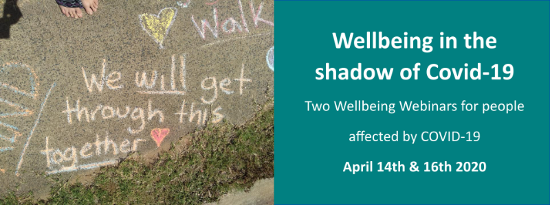 Free COVID-19 Wellbeing Webinars for the Outdoor Sector
