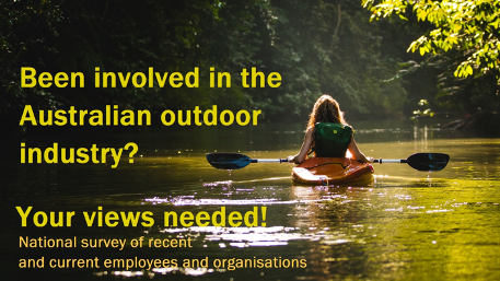Future of the Outdoor Industry Survey