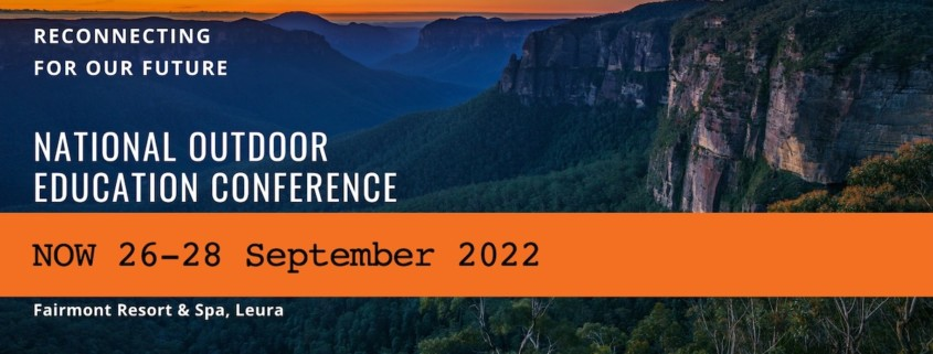 National Education Outdoor Conference 2021 Postponed