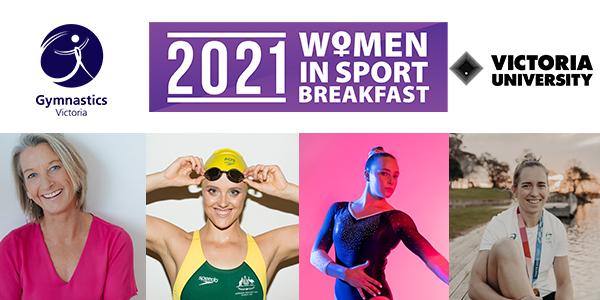 2021 Women in Sport Breakfast